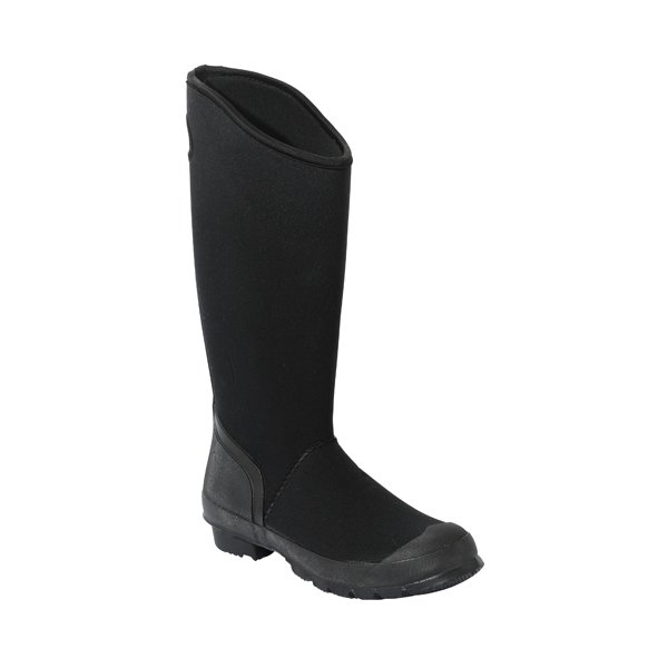 素色威灵顿雨靴