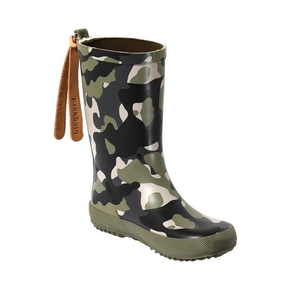 全手工印花橡胶保暖雨鞋